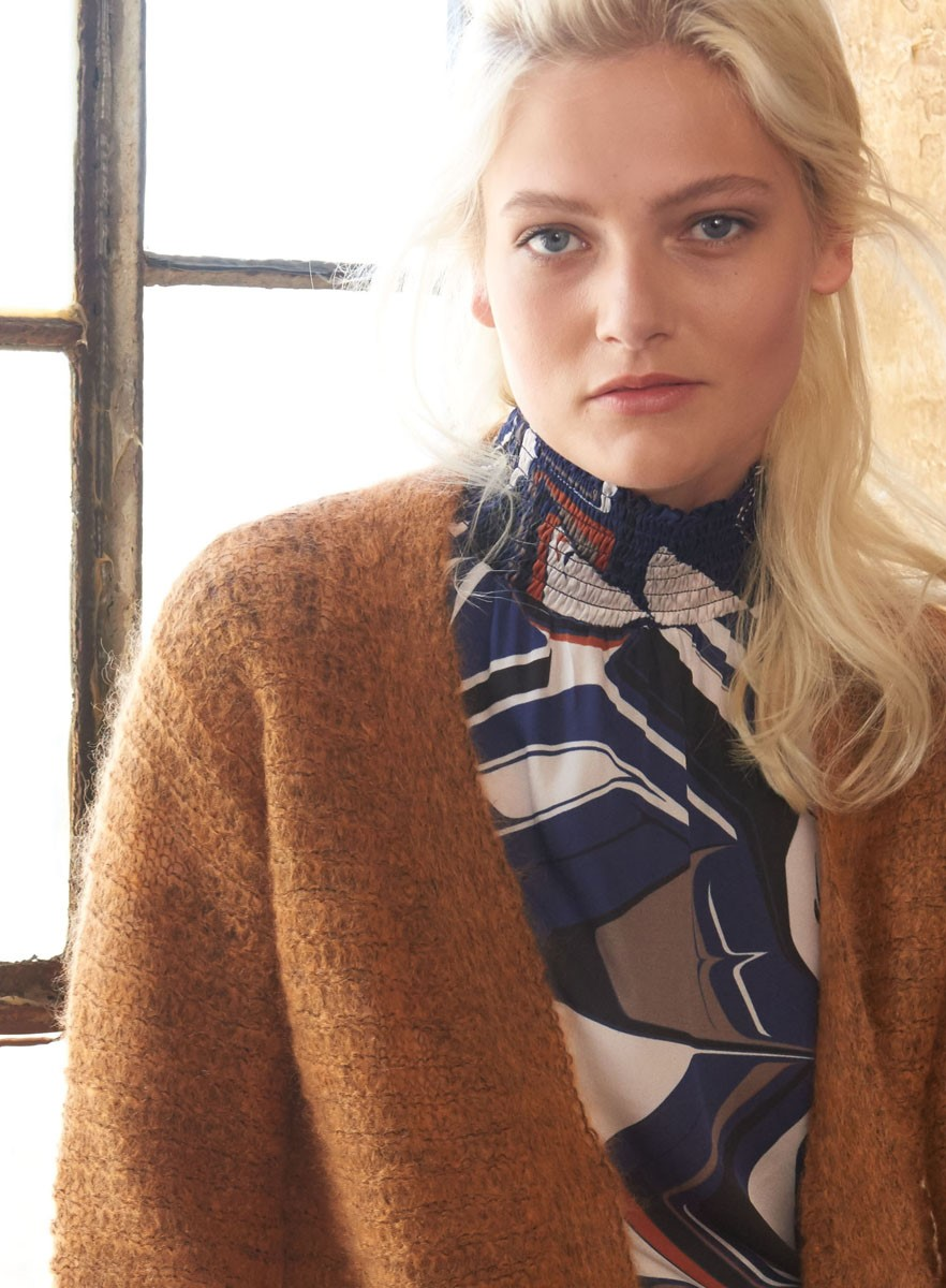 Lana Grossa JACKET Silkhair 2.0