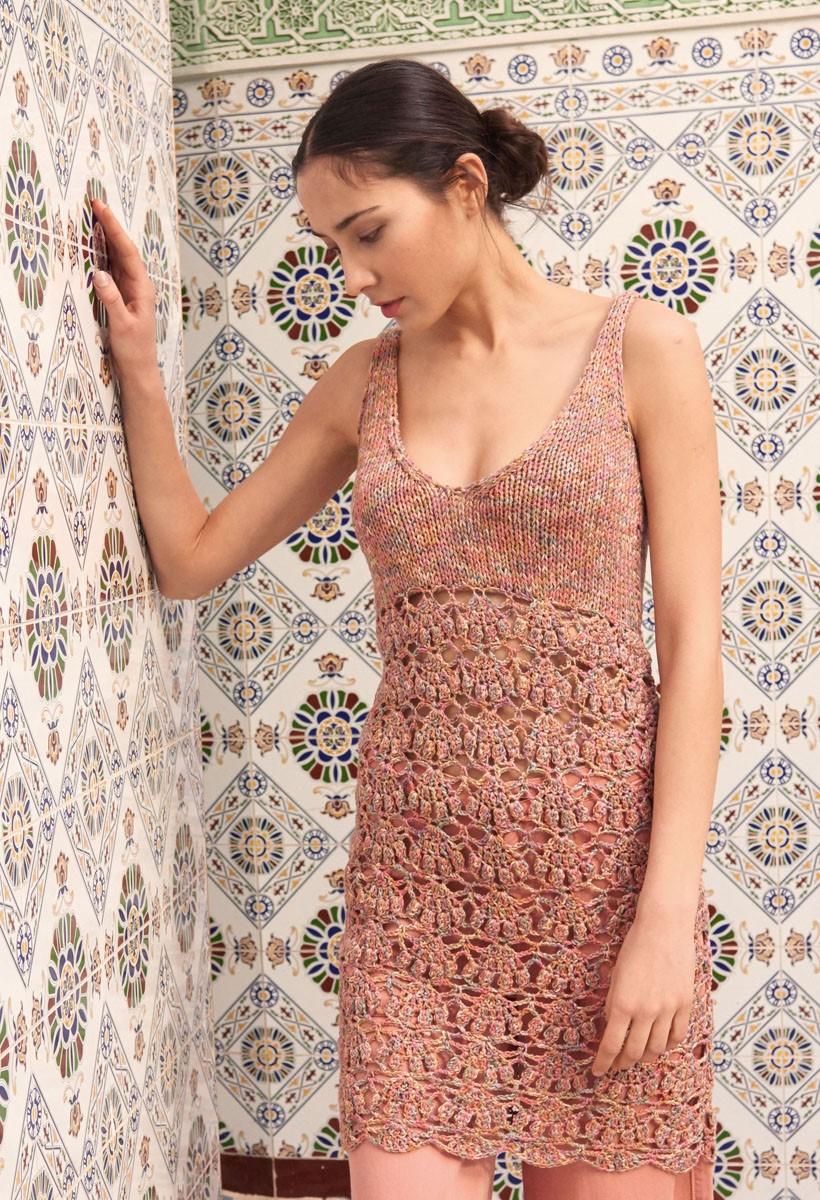 Lana Grossa DRESS Portofino Color