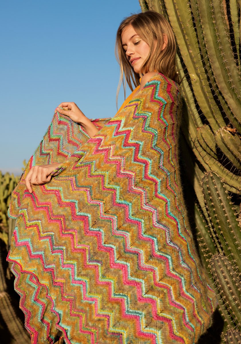 Lana Grossa SHAWL Allegro/Silkhair Design