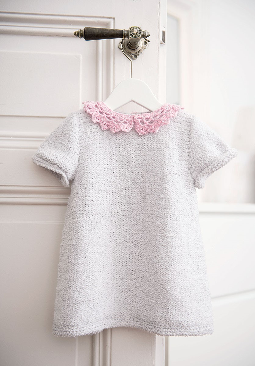Lana Grossa DRESS Baby Soft/Cool Wool Baby