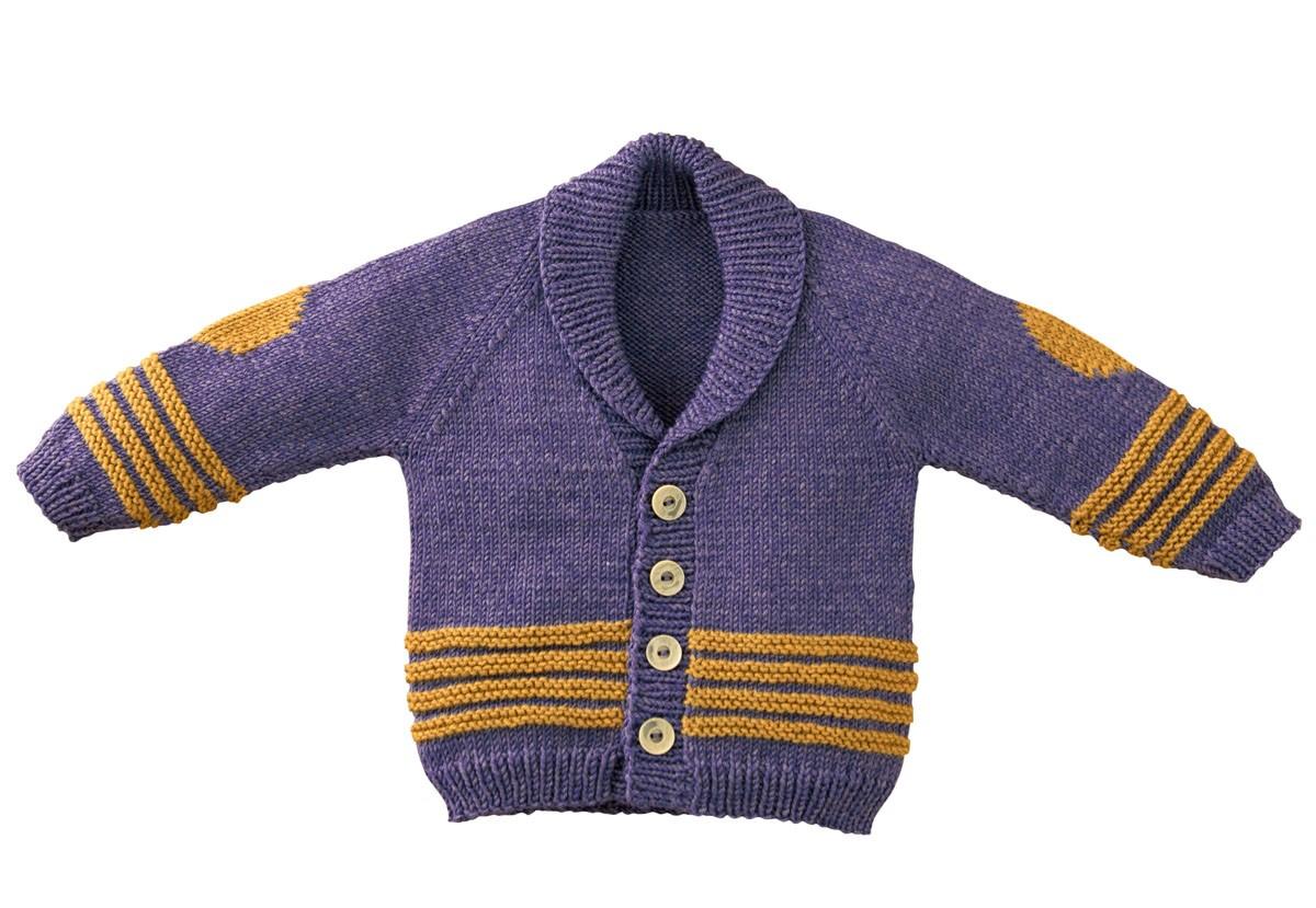 Lana Grossa JACKET Cool Wool Big Melange