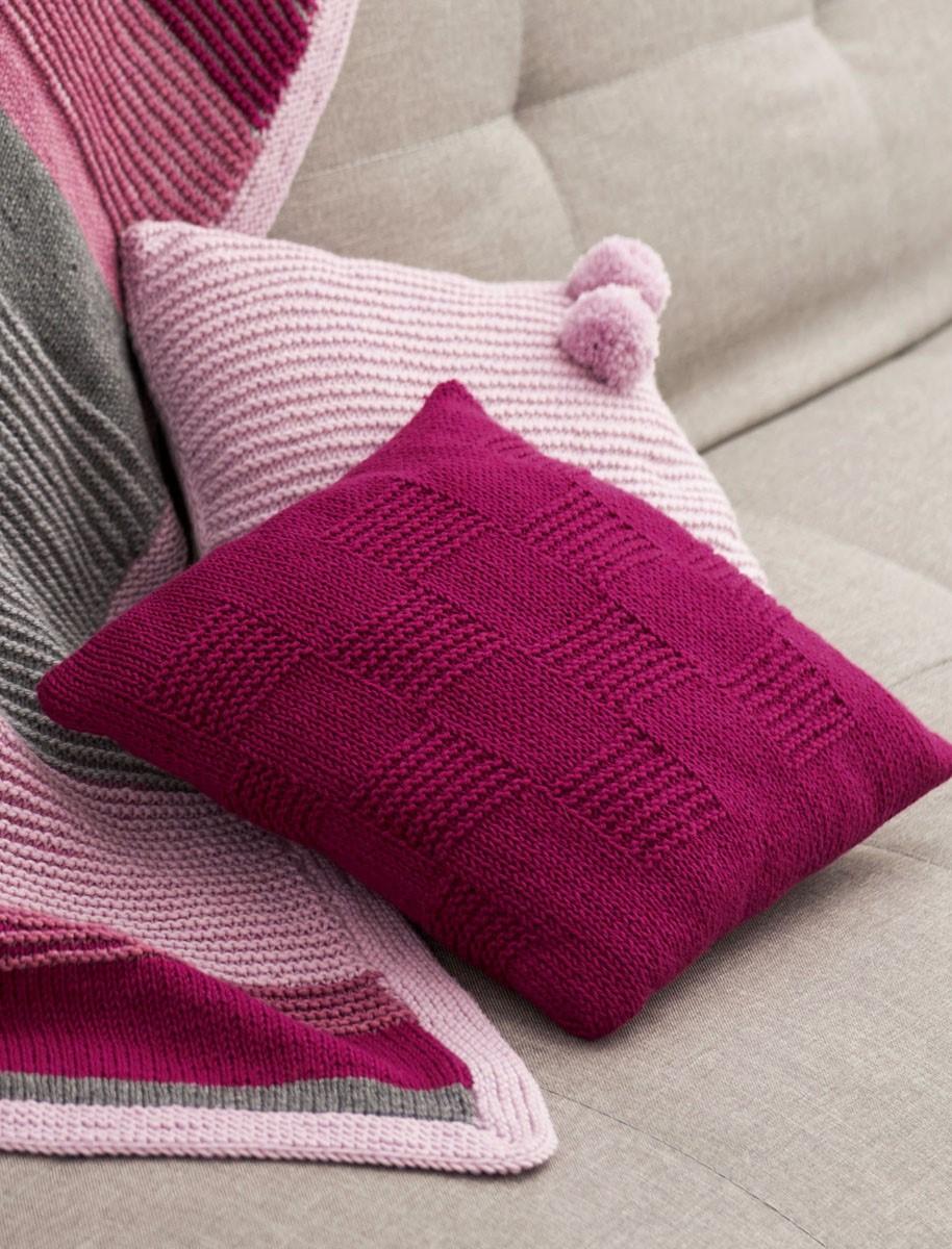 Lana Grossa PILLOW COVER Cool Wool Big