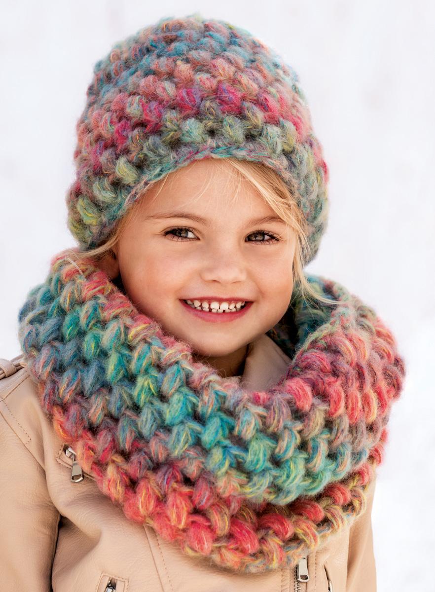 Lana Grossa COWL Tutti | FILATI Kids No. 10 - Knitting ...