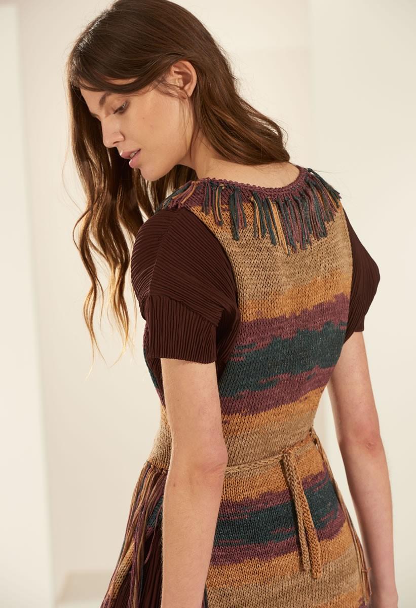 Lana Grossa VEST Di Moda