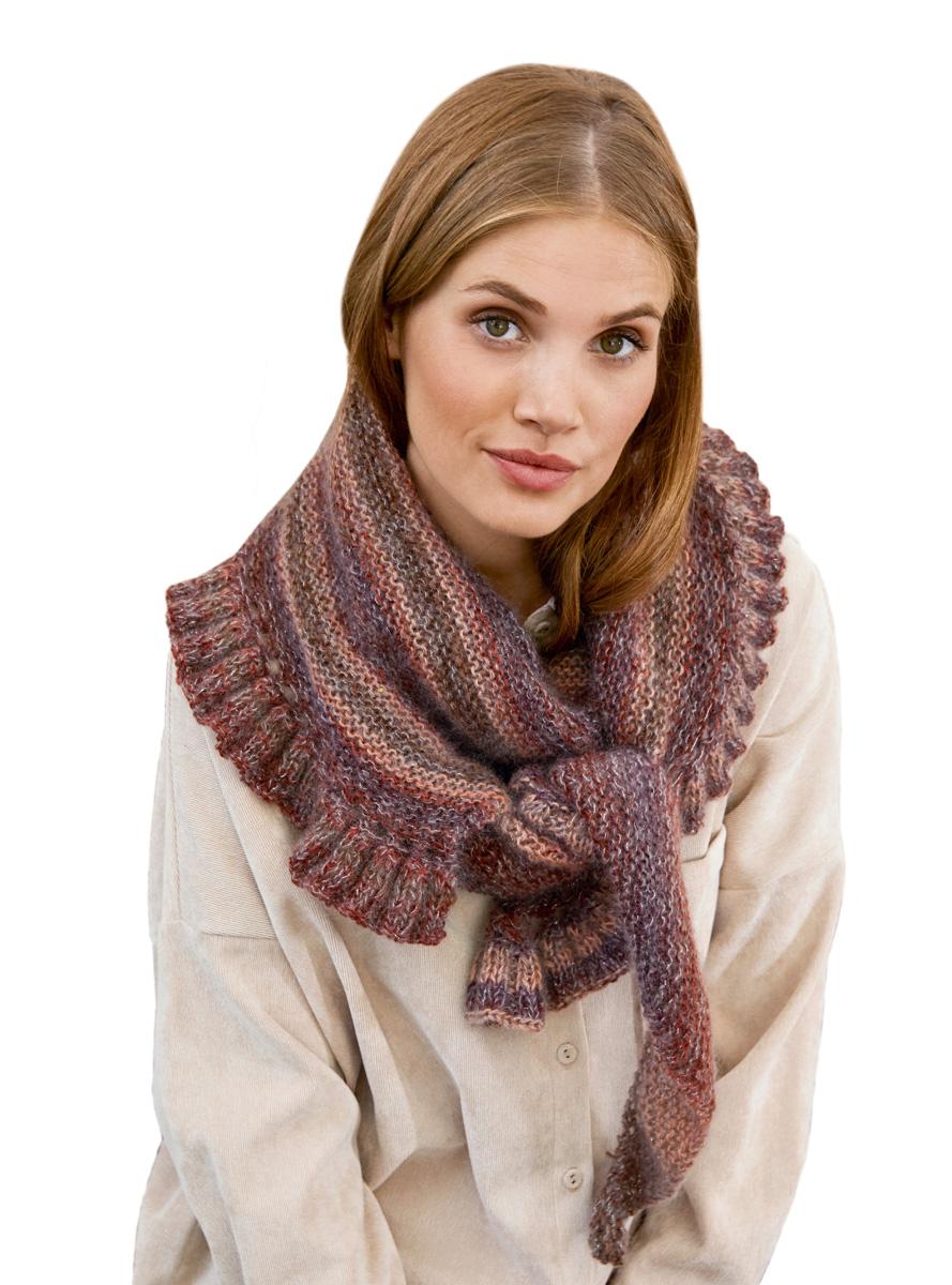 lana grossa shawl meilenweit 100g magico ii  silkhair lusso