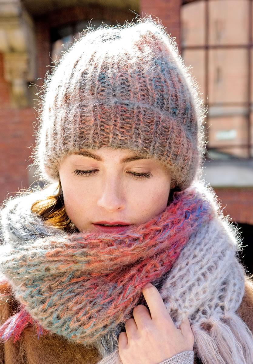 Lana Grossa HAT Silkhair Print