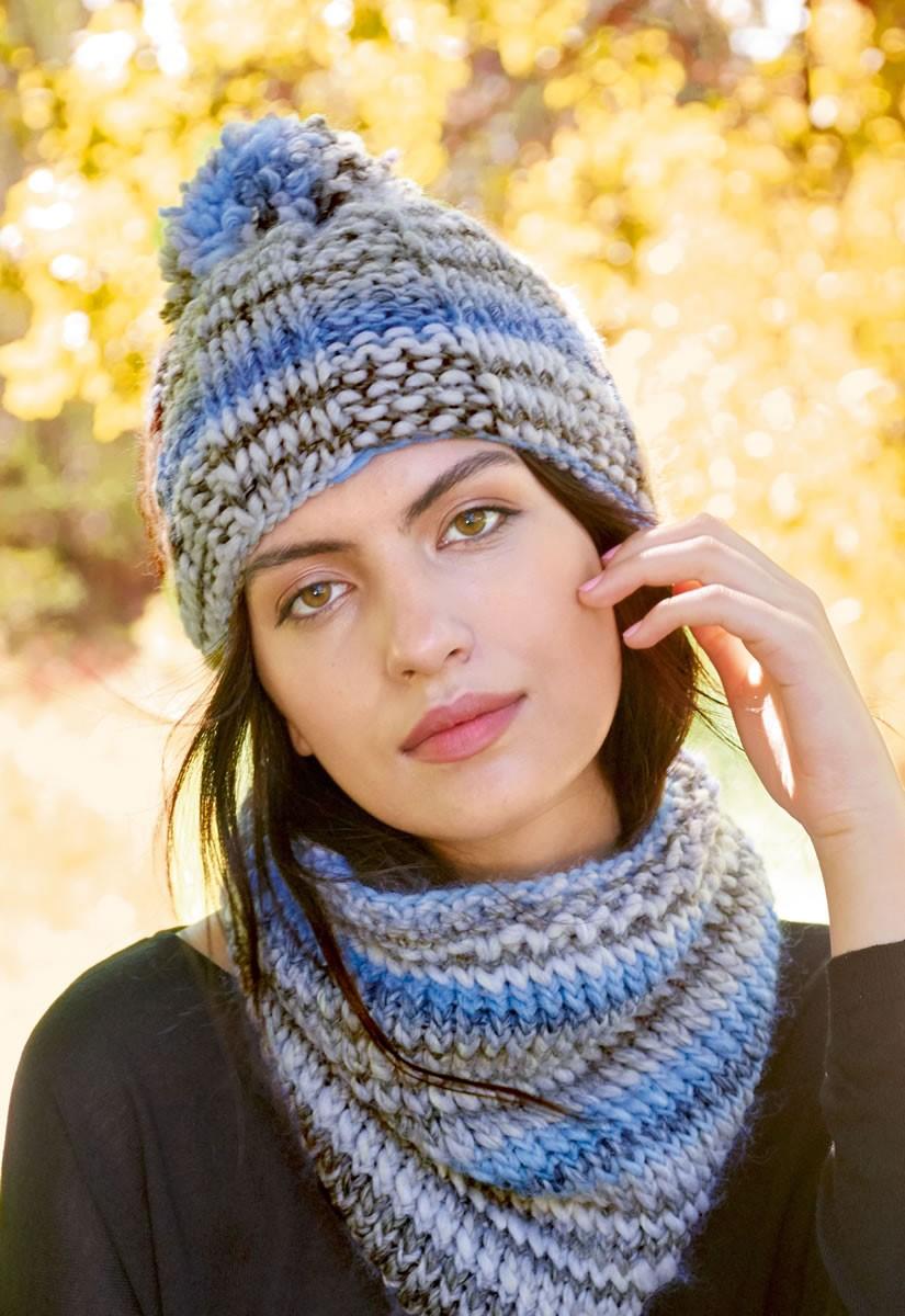 Lana Grossa HAT Olympia Grey