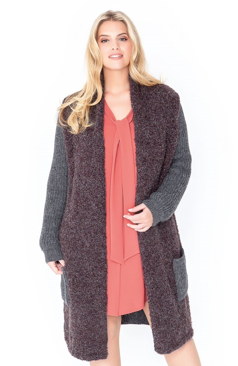 Lana Grossa COAT Cool Wool Alpaca/Tendenza