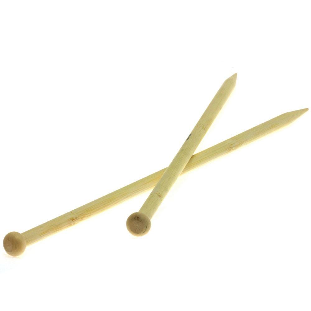Lana Grossa Cardigan needles bamboo size10,0
