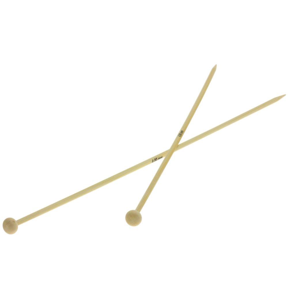 Lana Grossa Cardigan needles bamboo size 4,0