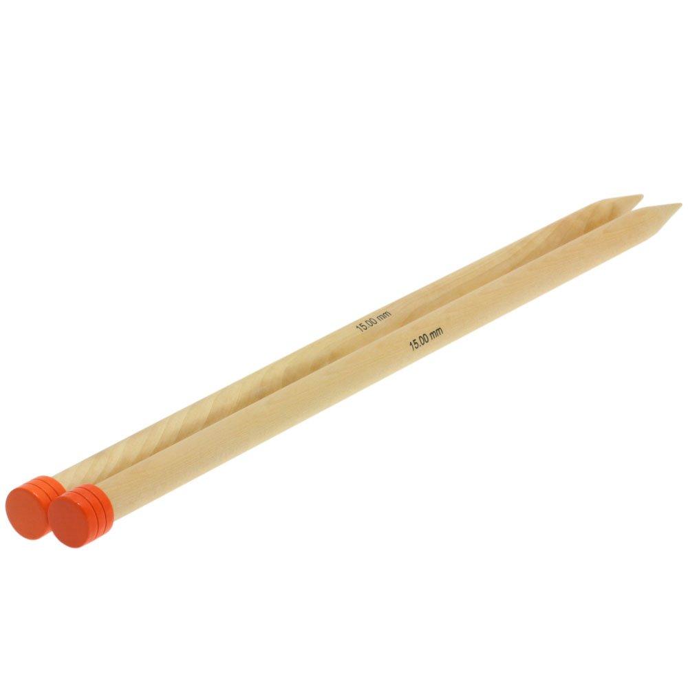 Lana Grossa Cardigan needles jumbo size15,0
