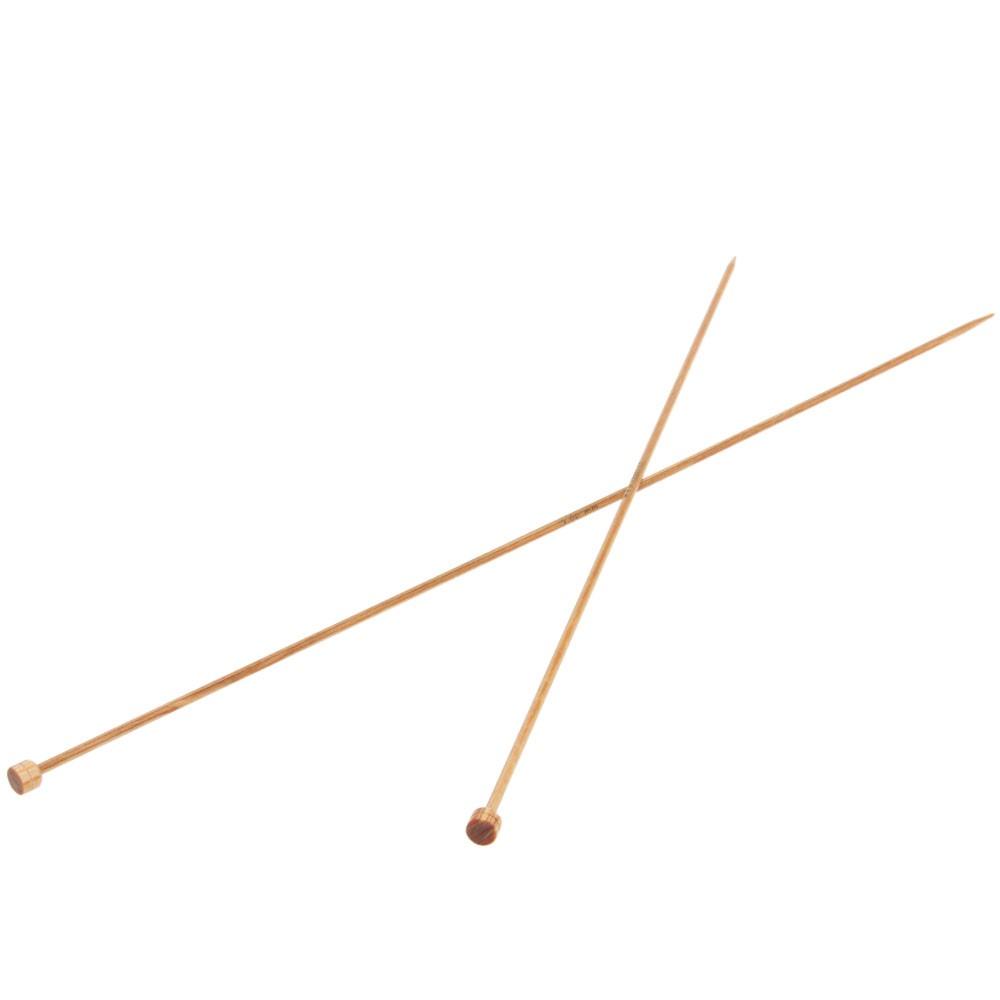 Lana Grossa Cardigan needles design-wood natural size 3,0