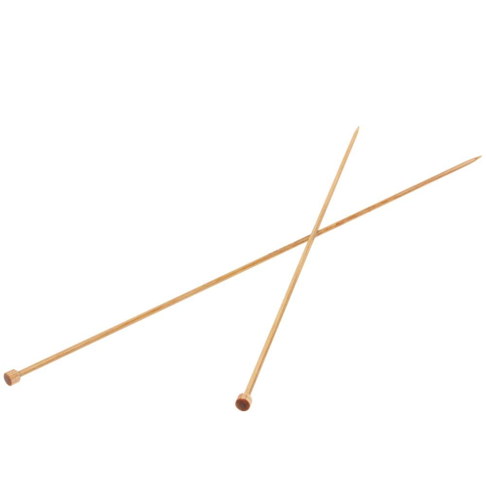Lana Grossa Cardigan needles design-wood natural size 3,5