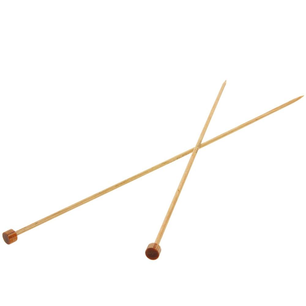 Lana Grossa Cardigan needles design-wood natural size 4,5