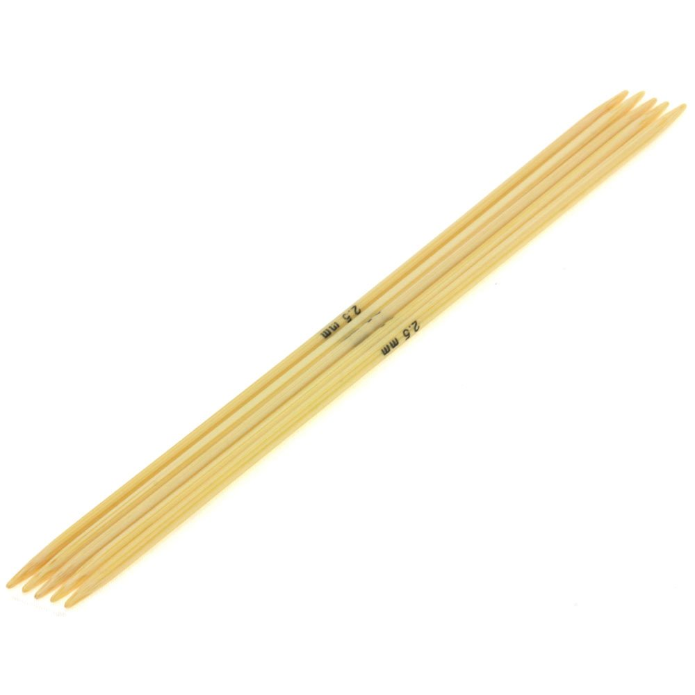 Lana Grossa Sock needles bamboo size 2,5/15cm