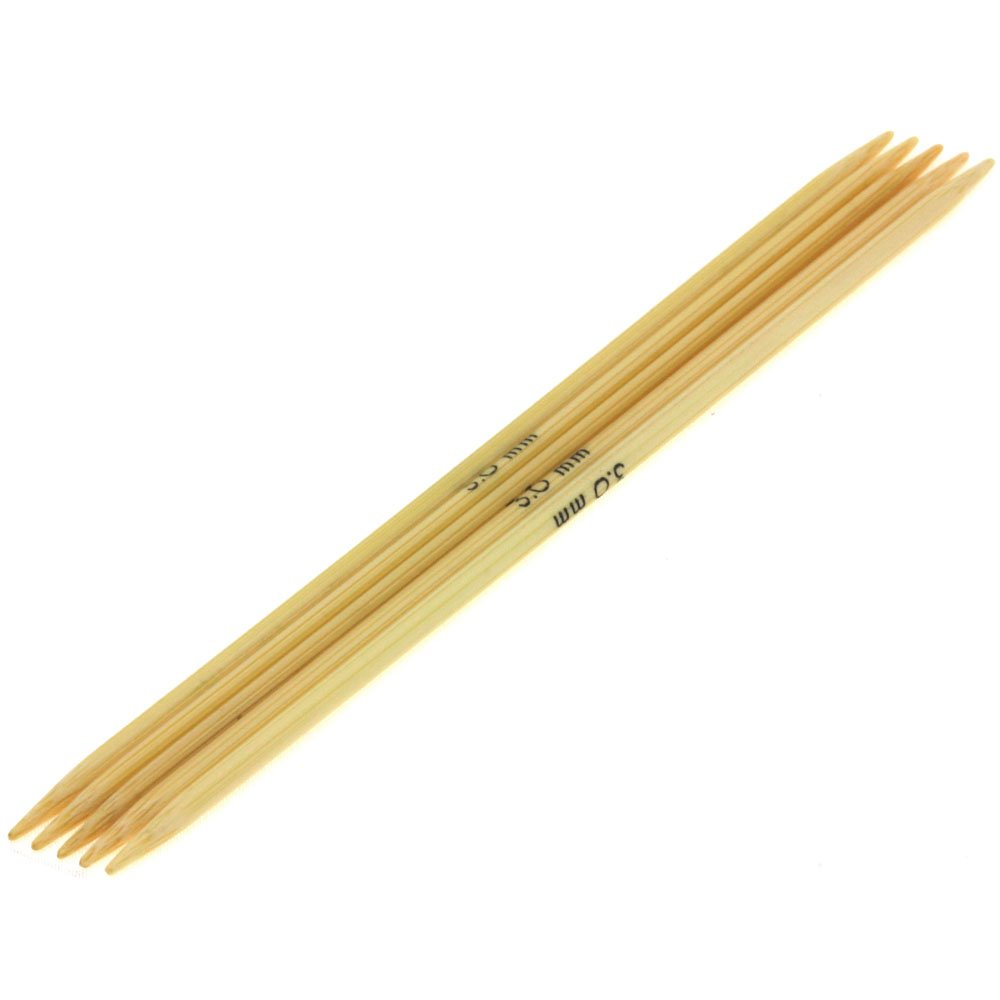 Lana Grossa Sock needles bamboo size 3,0/15cm