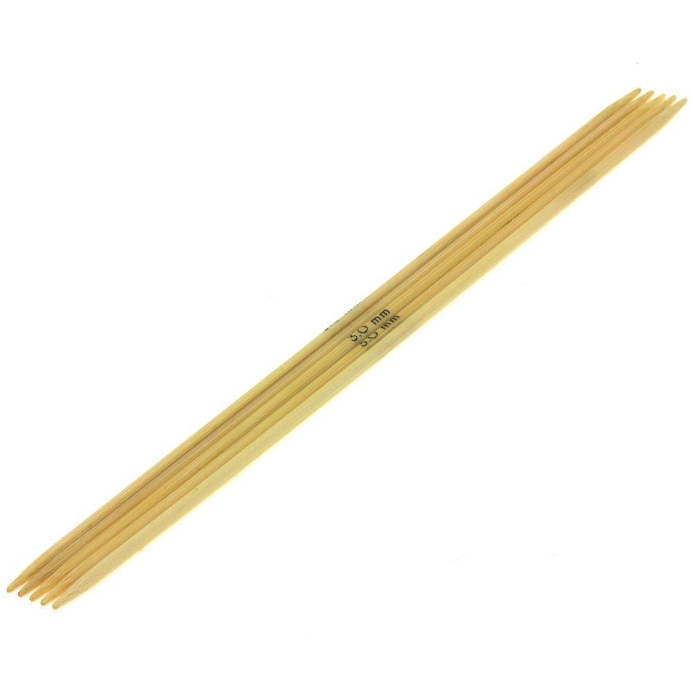 Lana Grossa Sock needles bamboo size 3,0/20cm