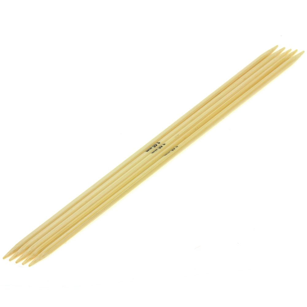 Lana Grossa Sock needles bamboo size 3,5/20cm