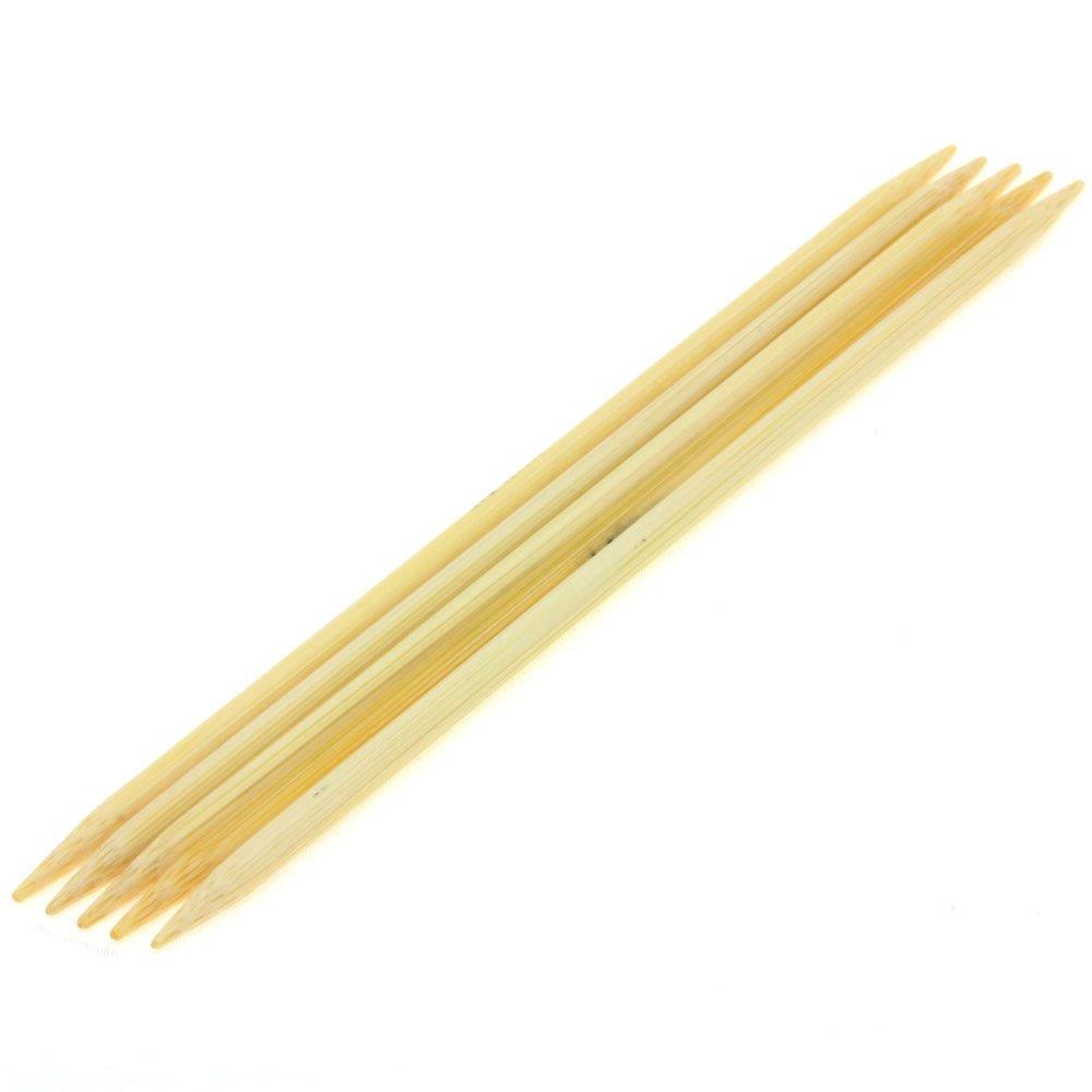 Lana Grossa Sock needles bamboo size 4,0/15cm