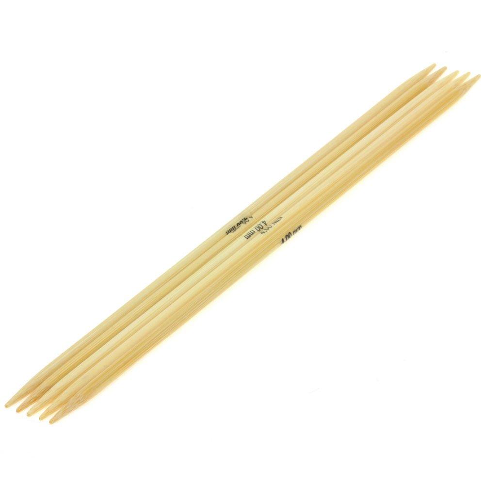 Lana Grossa Sock needles bamboo size 4,0/20cm