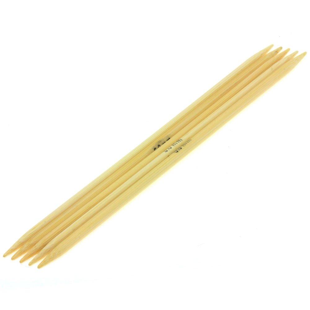 Lana Grossa Sock needles bamboo size 5,0/20cm