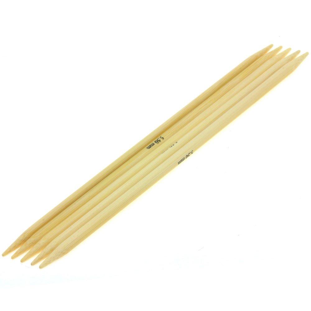 Lana Grossa Sock needles bamboo size 5,5/20cm