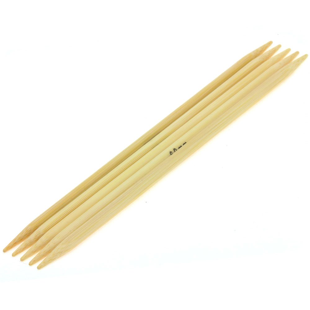 Lana Grossa Sock needles bamboo size 6,0/20cm
