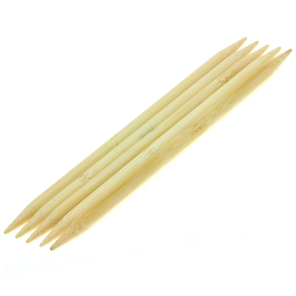 Lana Grossa Sock needles bamboo size 8,0/20cm
