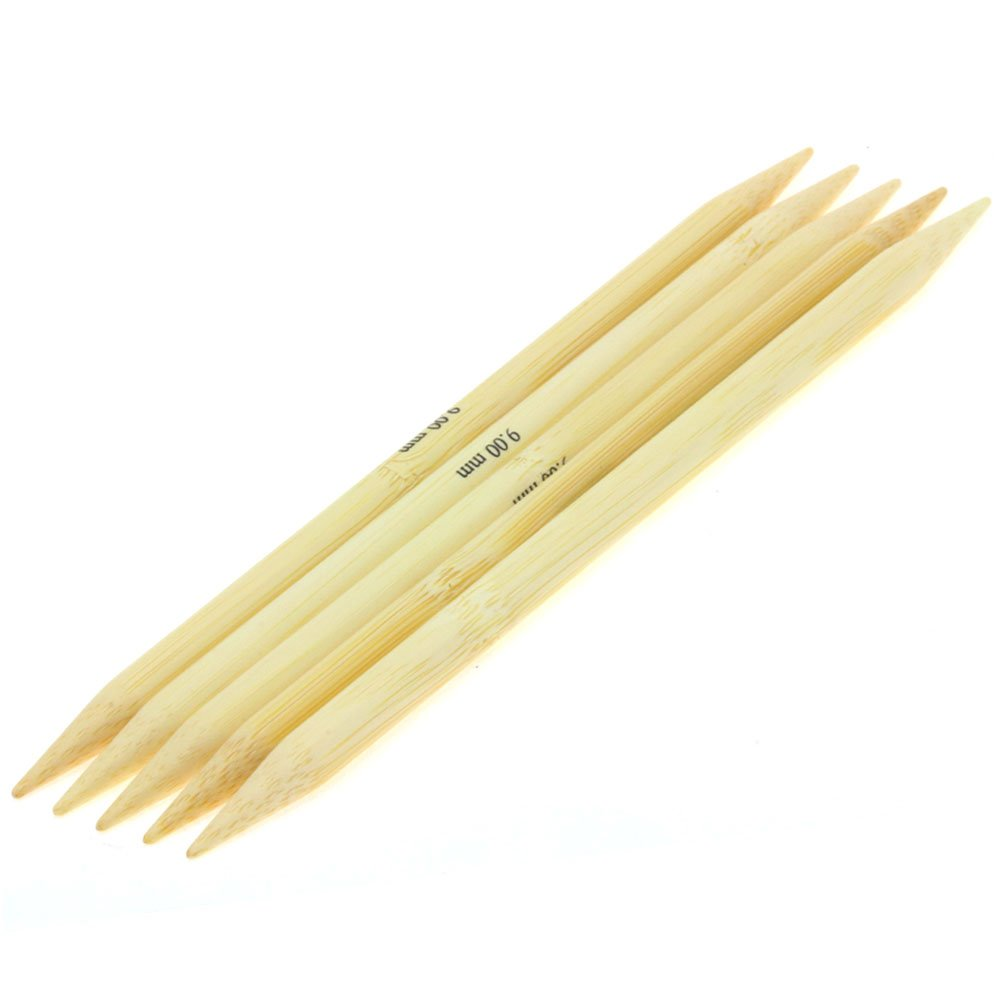 Lana Grossa Sock needles bamboo size 9,0/20cm