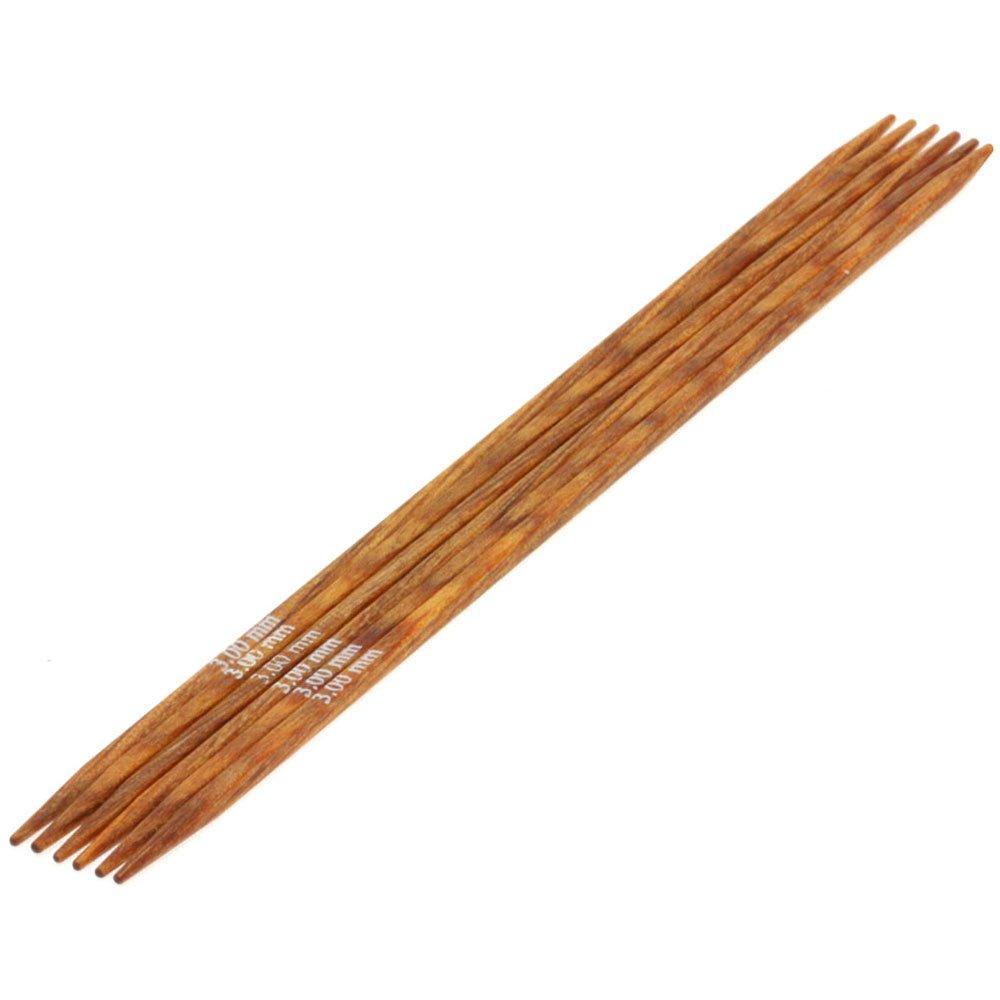 Lana Grossa Sock needles design-wood quattro S. 3,0/15cm