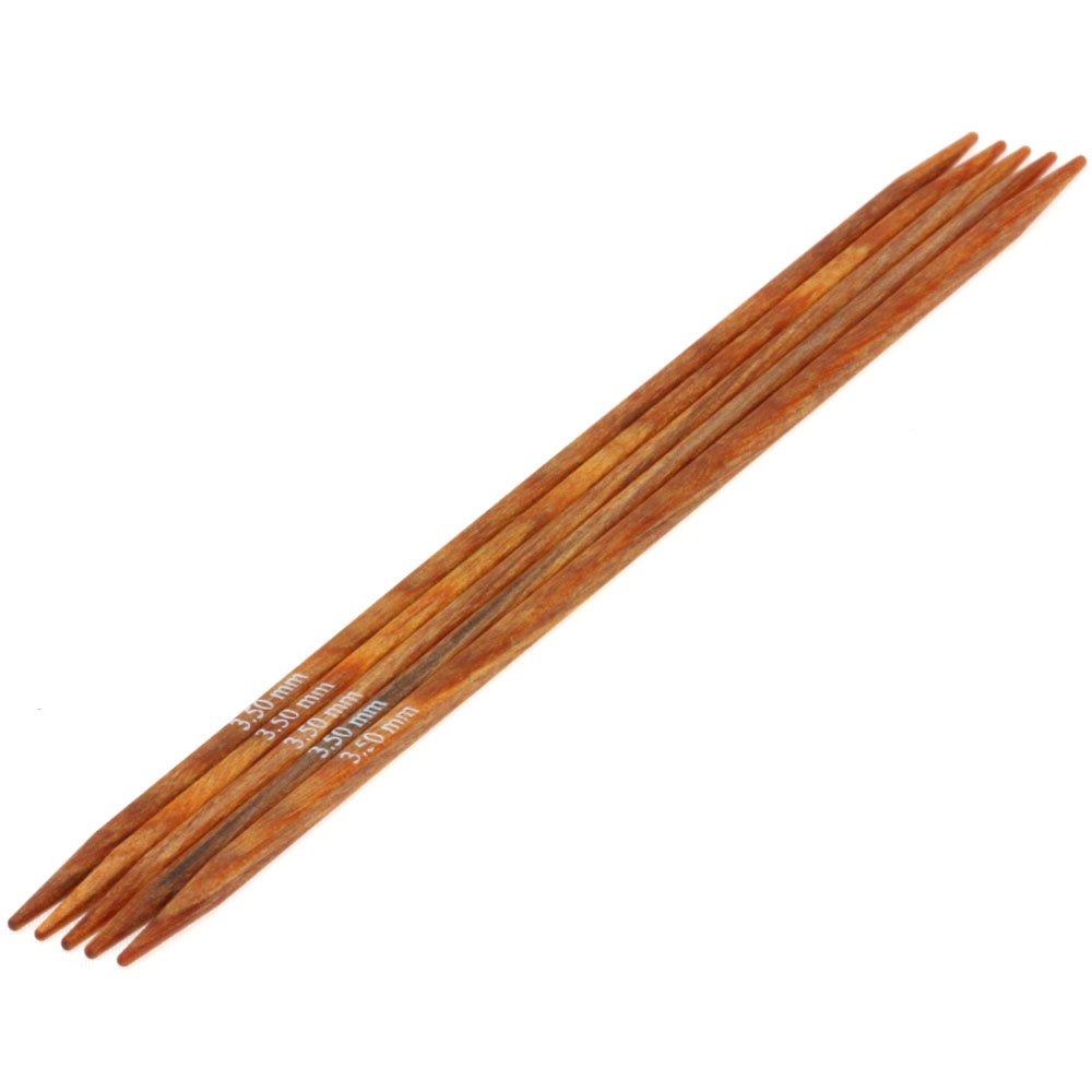 Lana Grossa Sock needles design-wood quattro S. 3,5/15cm