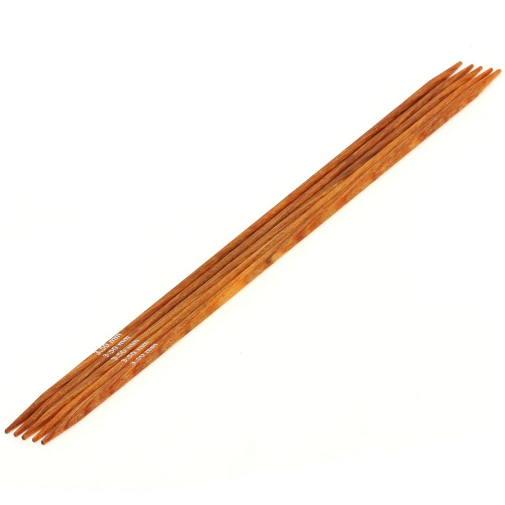 Lana Grossa Sock needles design-wood quattro S. 3,5/20cm