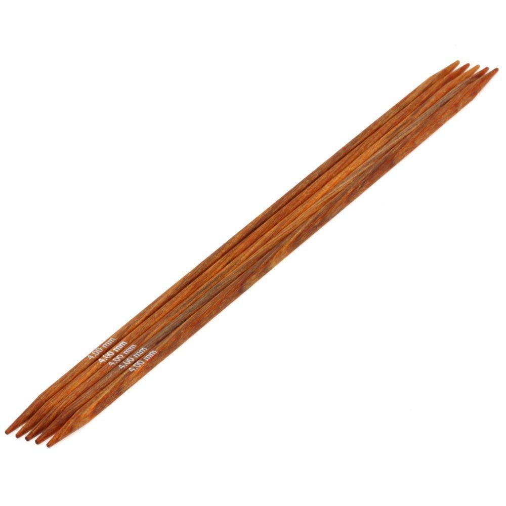 Lana Grossa Sock needles design-wood quattro S. 4,0/20cm