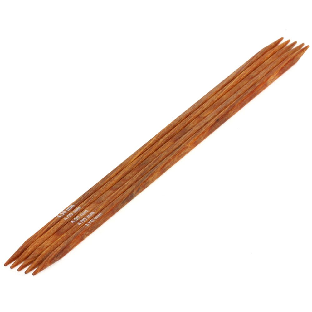 Lana Grossa Sock needles design-wood quattro S. 4,5/20cm