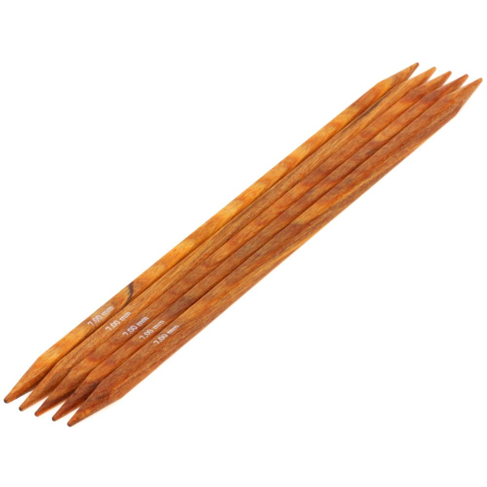 Lana Grossa Sock needles design-wood quattro S. 7,0/20cm