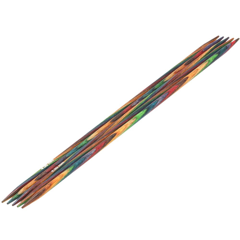 Lana Grossa Sock needles design-wood Color size 4,5/20cm