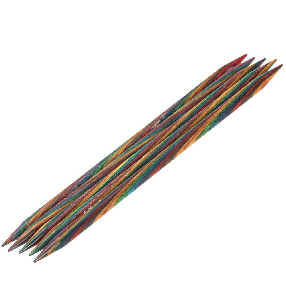 Lana Grossa Sock needles design-wood Color size 8,0/20cm