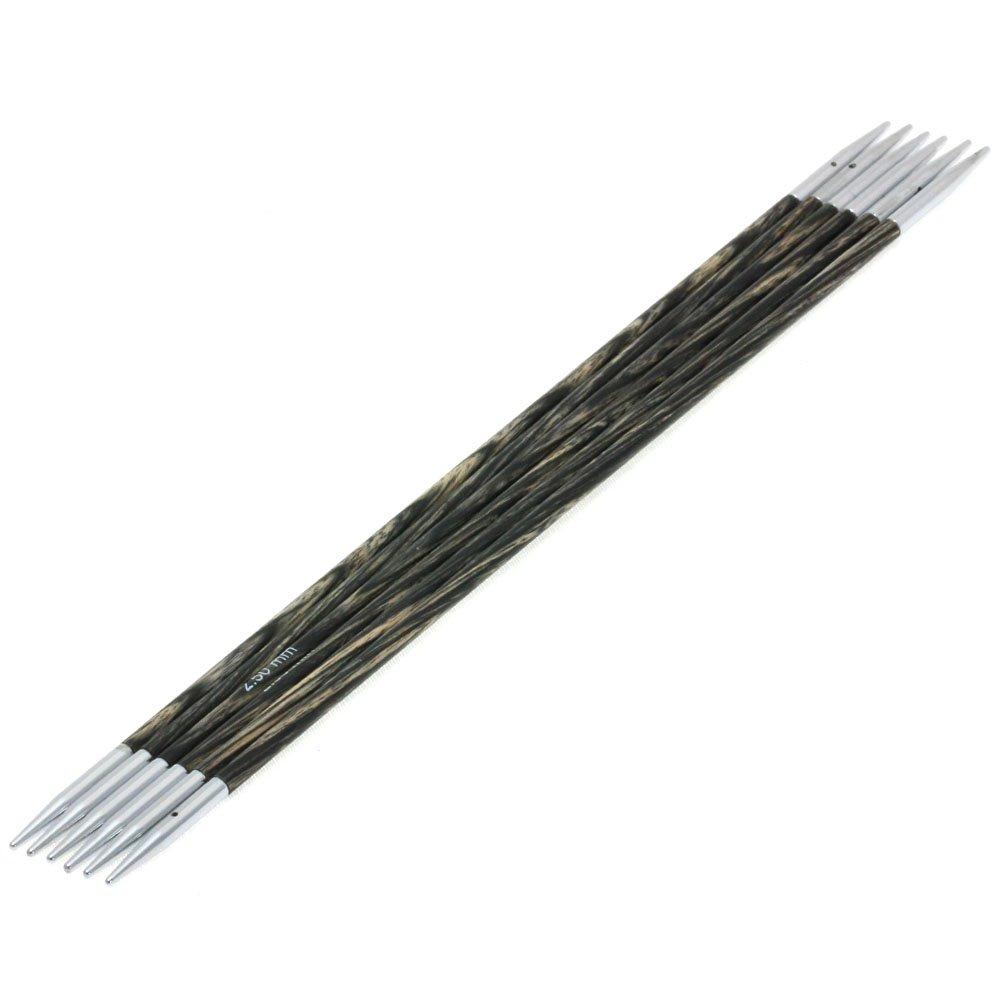 Lana Grossa Sock needles design-wood lala BERLIN size 2,5/15cm