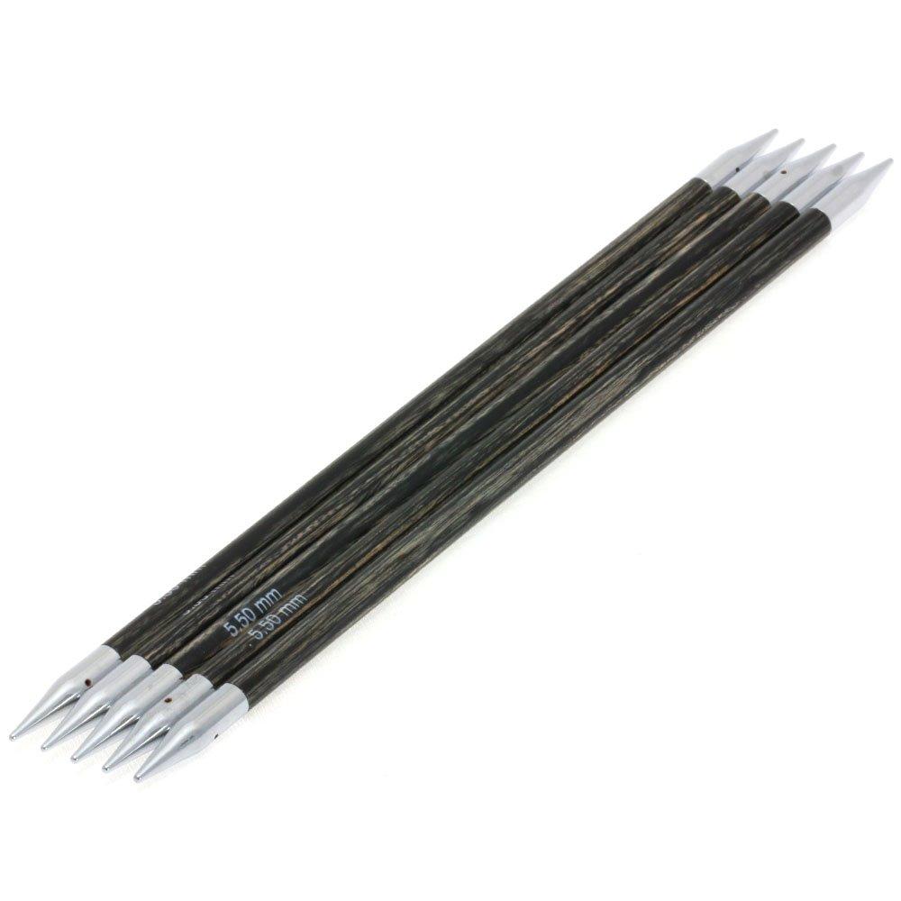Lana Grossa Sock needles design-wood lala BERLIN size 5,5/20cm