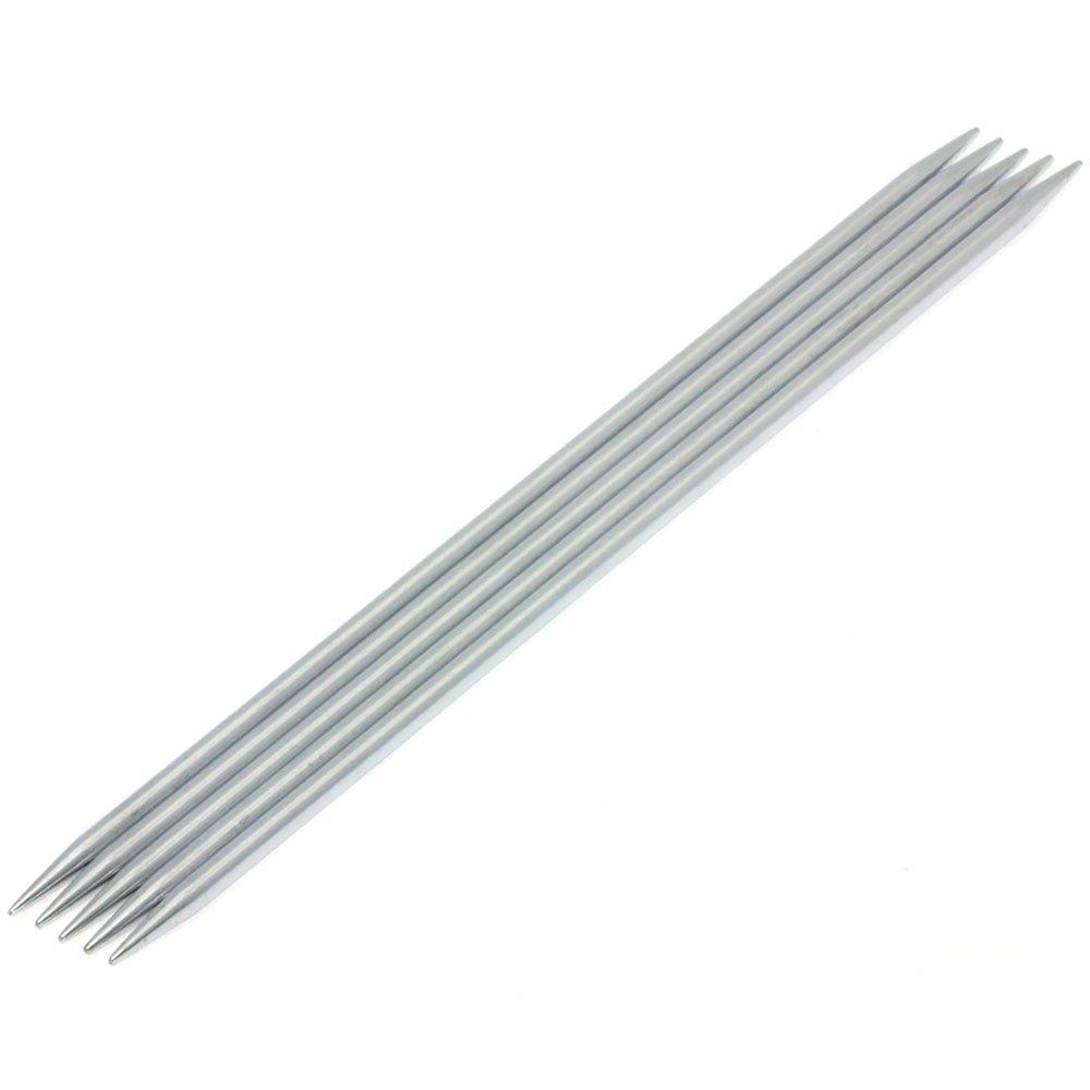 Lana Grossa Sock needles brass size 4,5/20cm