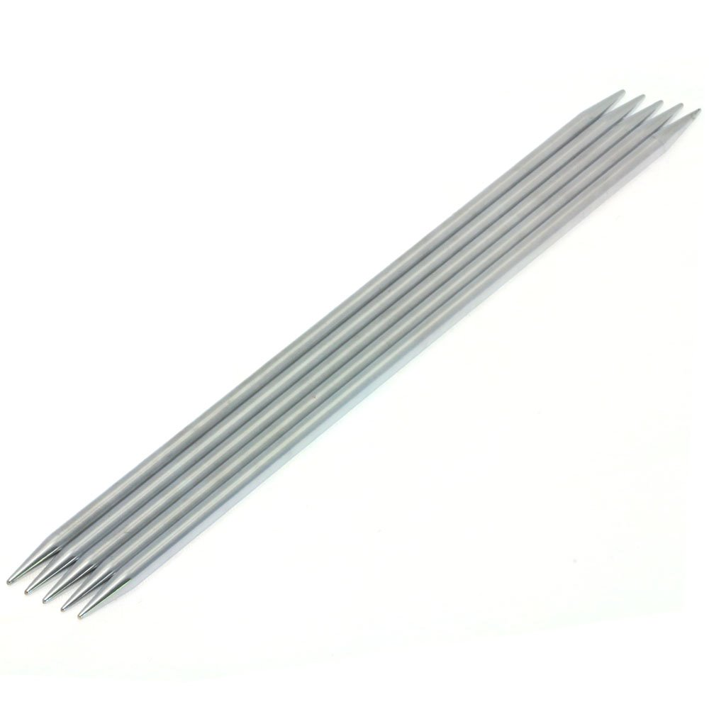 Lana Grossa Sock needles brass size 5,0/20cm