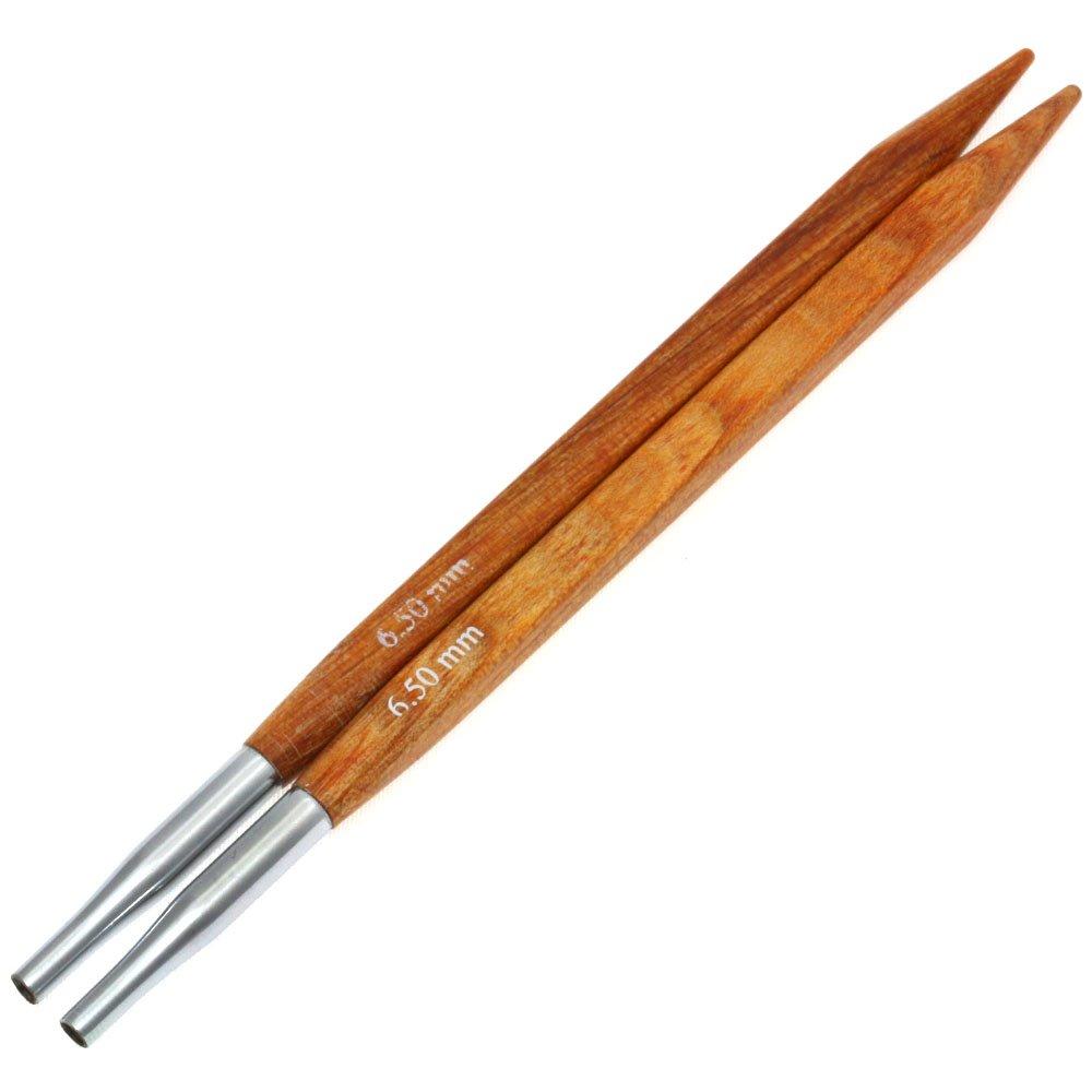 Lana Grossa Needle tips Vario design-wood quattro S. 6,5