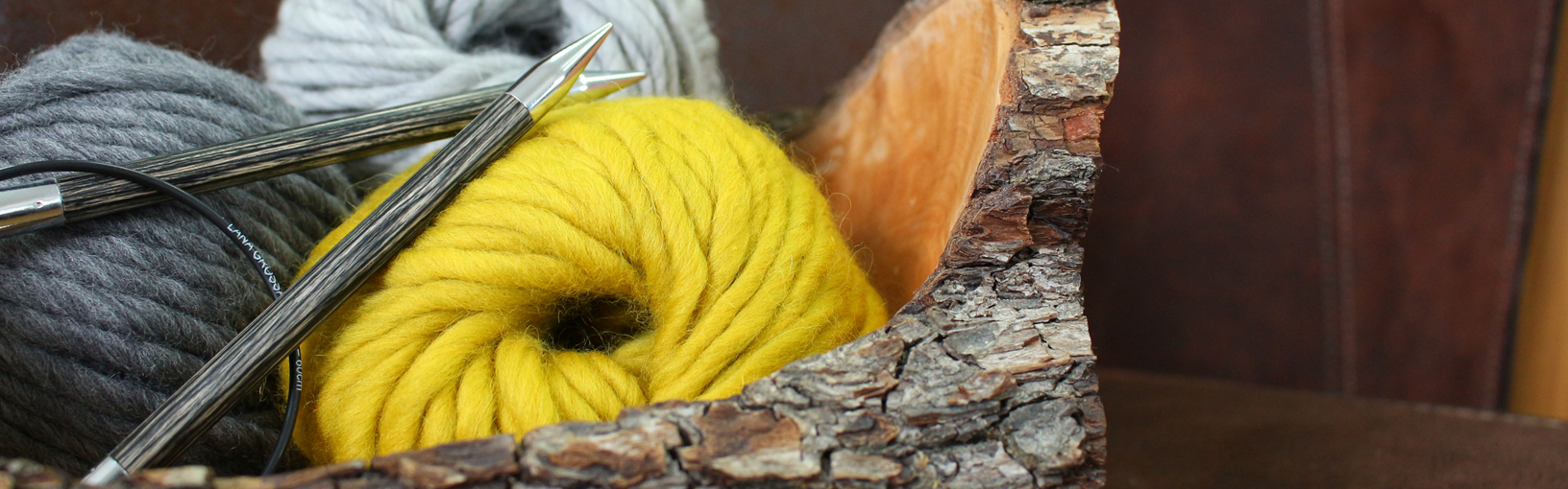 FASHIONABLE YARNS WITH MODERN STRUCTURE AND FEEL Lana Grossa Yarns