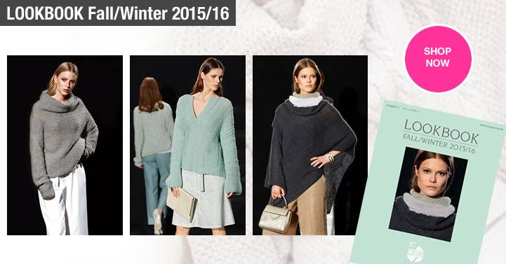 Lana Grossa LOOKBOOK No. 2 - Fall/Winter 2015/16