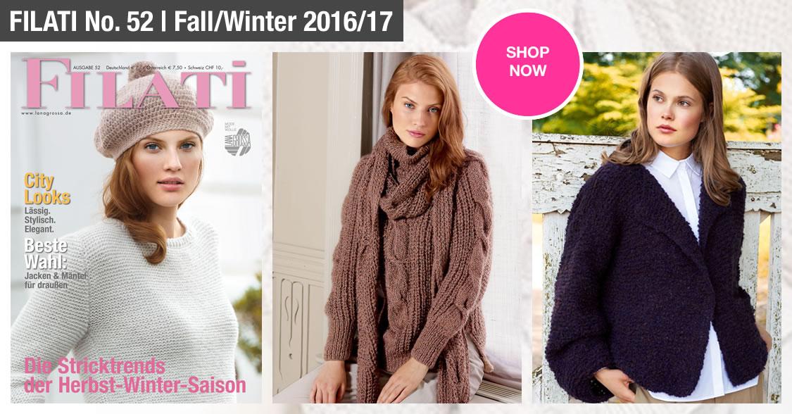 Lana Grossa FILATI No. 52 (Fall/Winter 2016/17)