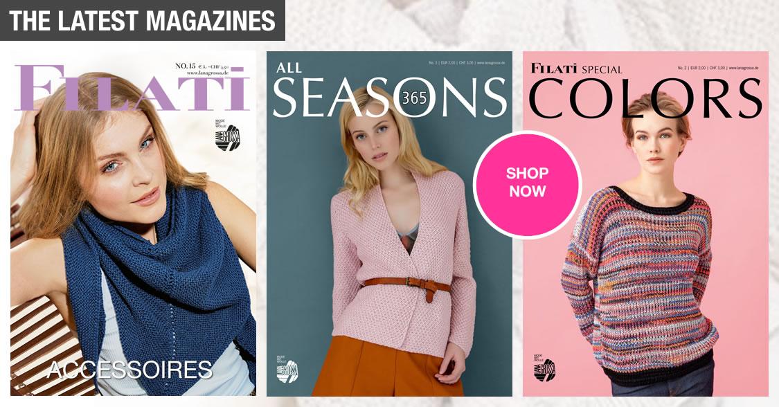 The latest magazines