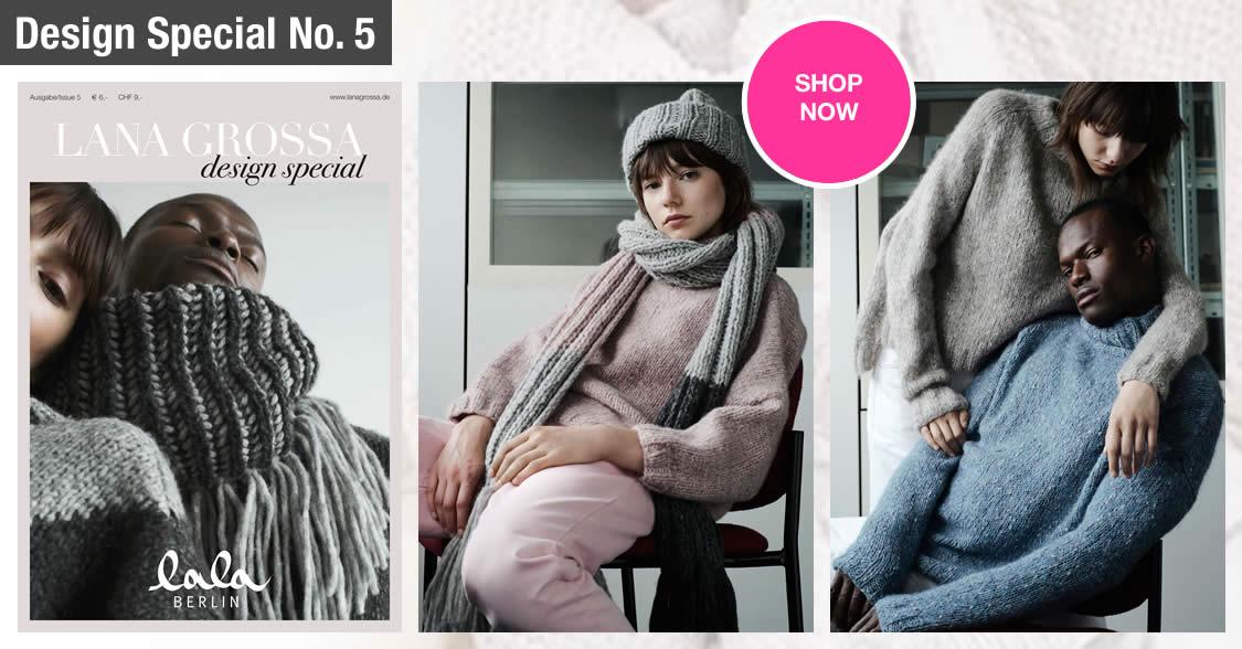 Lana Grossa Design Special No. 5