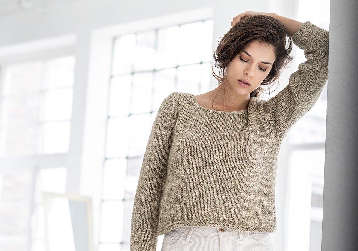LANA GROSSA WebShop FILATI | Wool, Yarn, Knitting Patterns, Model